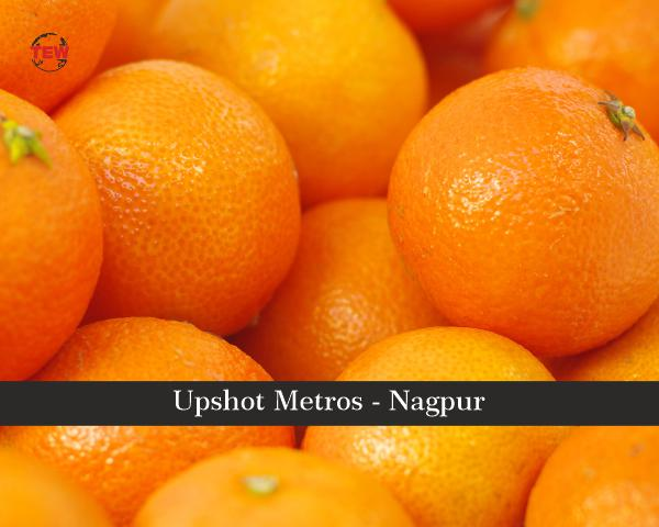 Nagpur the Orange City