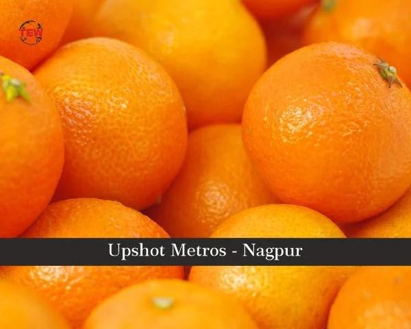 Nagpur, The Orange City