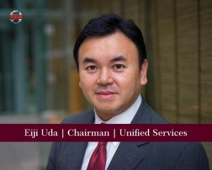 Eiji Uda Chairman Unified Services
