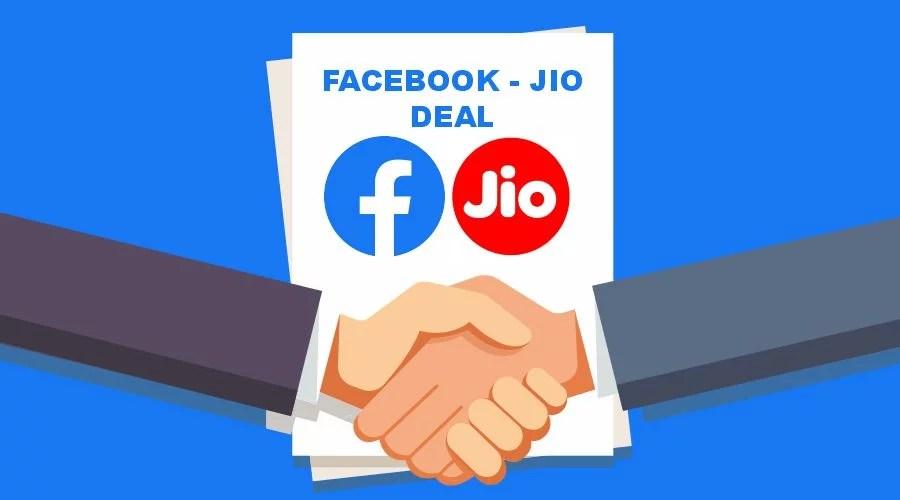 facebook investment in jio