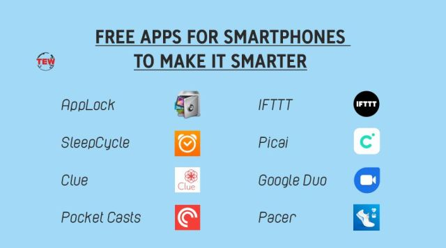 8 Free Apps to make your Smartphone even Smarter
