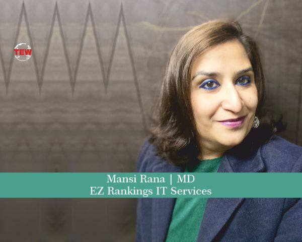 Mansi Rana MD EZ Rankings
