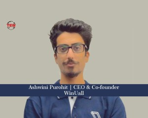 Ashwini Purohit CEO & Co-founder WinUall