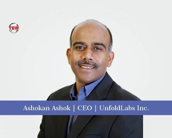 Ashokan Ashok CEO UnfoldLabs Inc.