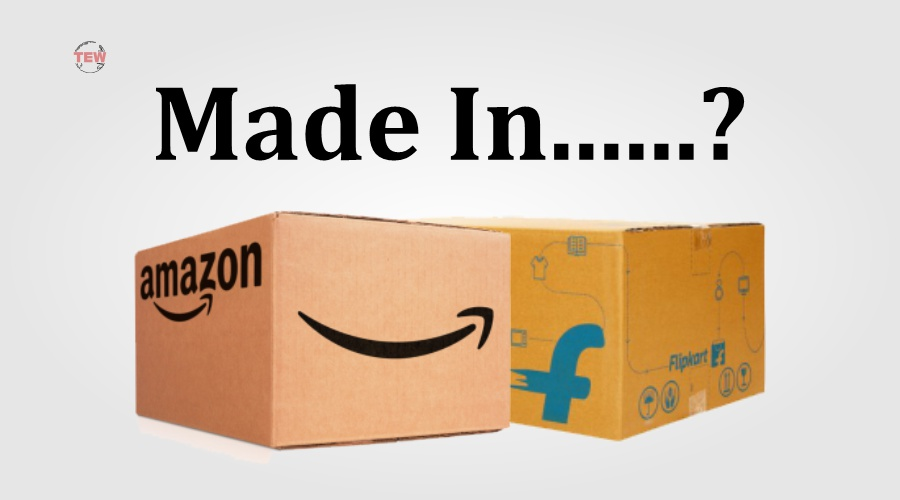 "From August, Flipkart, Amazon to Mention ""Country of Origin"" on Each Product"