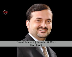 Paresh Madani Founder & CEO