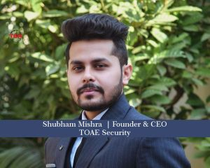 Shubham Mishra Founder & CEO