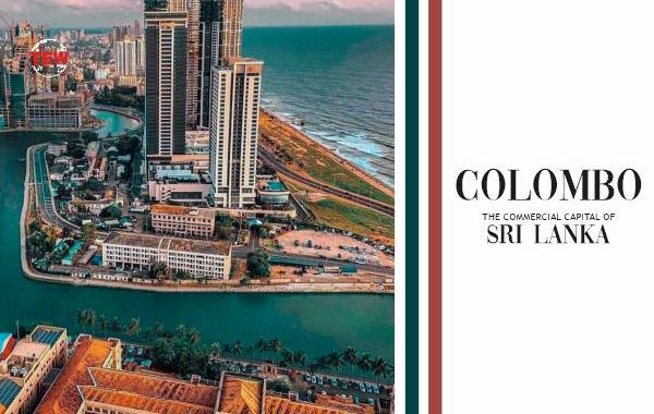 COLOMBO – The commercial Capital of Sri Lanka
