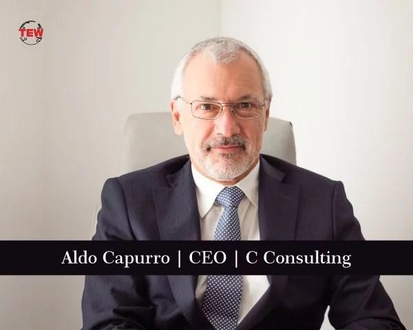 Aldo Capurro CEO C Consulting