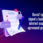 how to limit internet usage at home family internet usage agreement