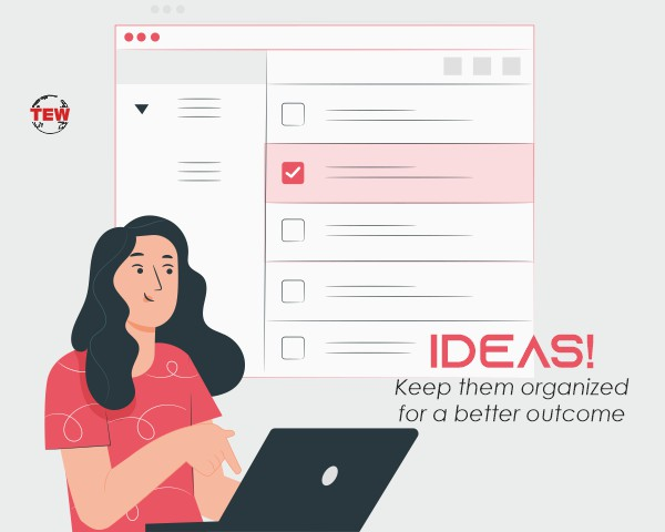 Organizing Your Ideas for Better Outcome