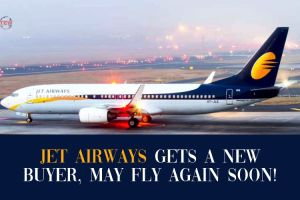 Jet Airways gets a new buyer, may fly again soon!