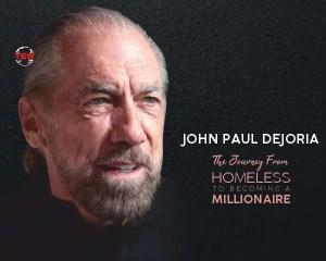 John paul dejoria
