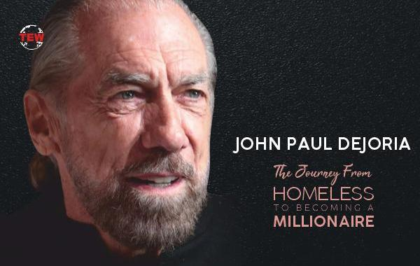 John Paul DeJoria – The journey from homeless to becoming a millionaire