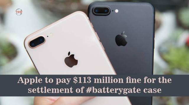 apple batterygate settlement
