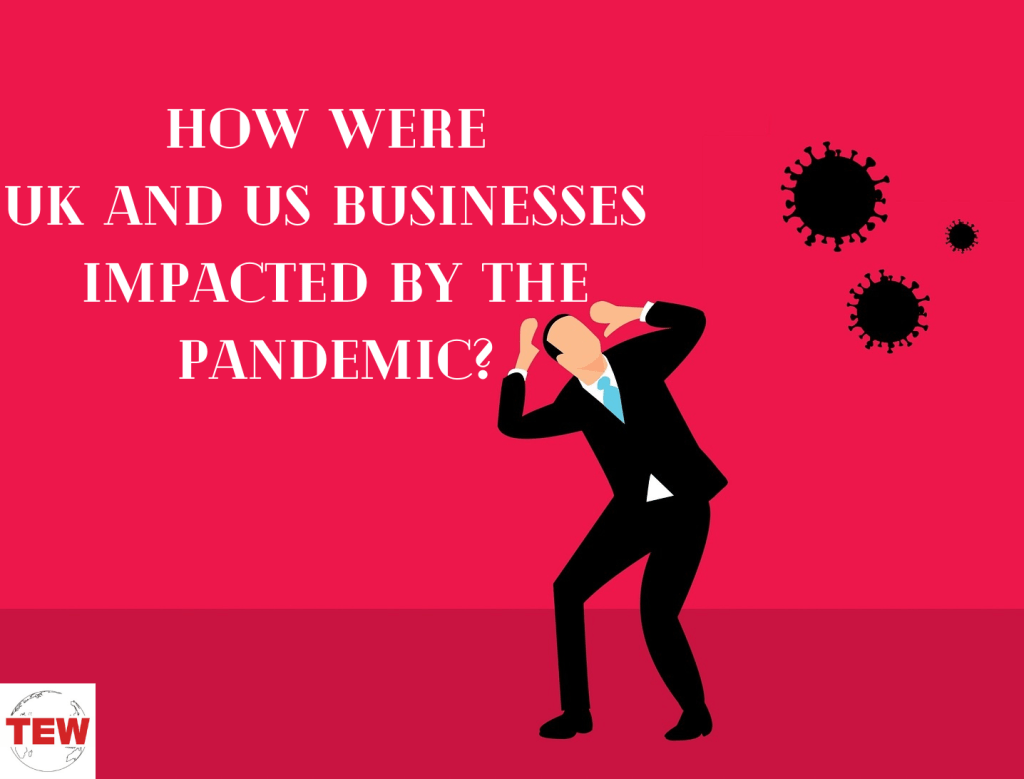 How Were UK and US Businesses Impacted by the Pandemic?