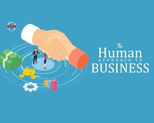 Human Approach to Business