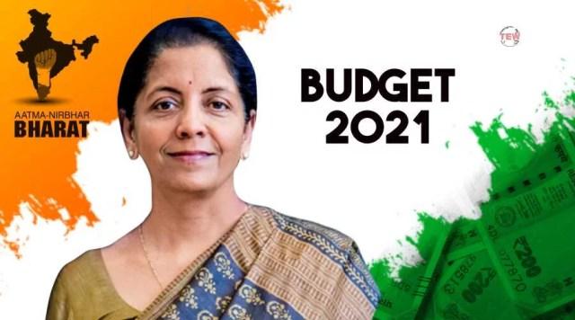 FM NIrmala Sitharaman for announcement of Union Budget 2021