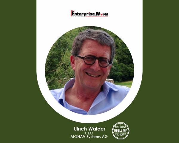 Ulrich Walder- AIONAV Systems AG