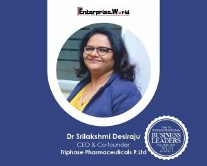 Dr Srilakshmi Desiraju- Triphase Pharmaceutical P Ltd
