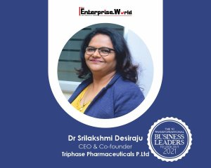 Dr Srilakshmi Desiraju- Triphase Pharmaceutical P Ltd