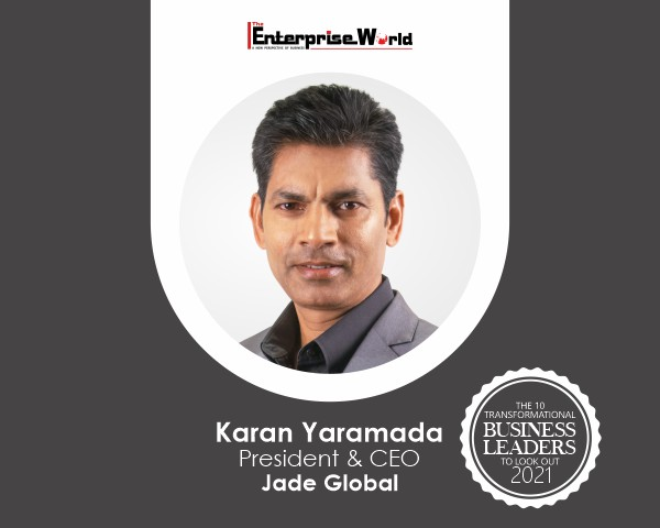 Karan Yaramada- Jade Global