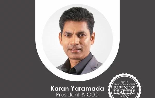 Karan Yaramada- Rethinking Business Models Amidst the Crisis
