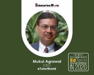 Mukul Agrawal- eTutorWorld