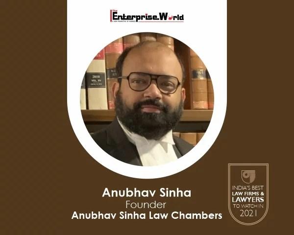 Anubhav Sinha- Anubhav Sinha Law Chambers