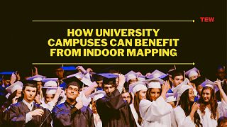 How University Campuses Can Benefit from Indoor Mapping