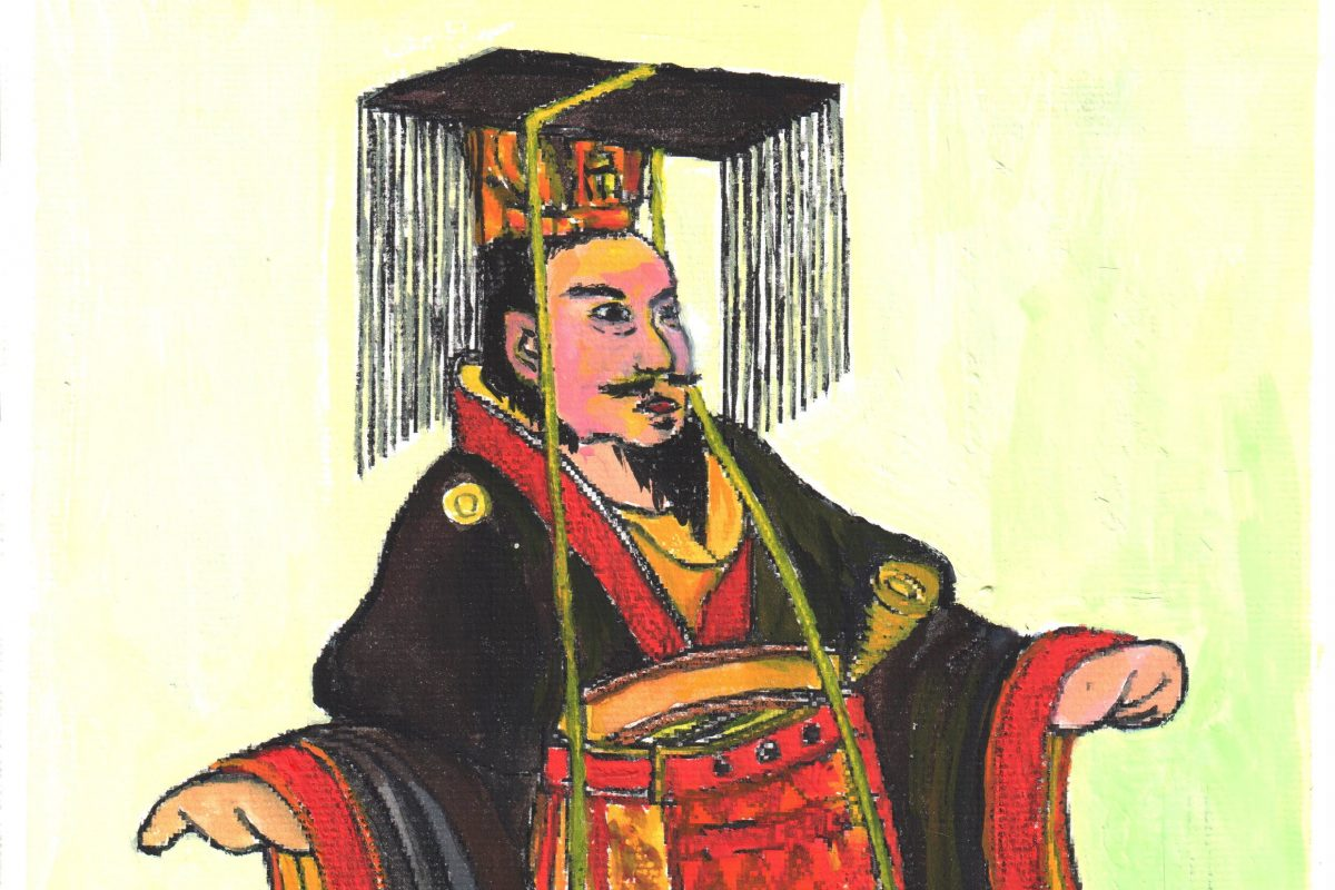 Emperor Wu Of Han Deemed Greatest Emperor Of The Han Dynasty