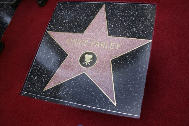 Chris Farley star