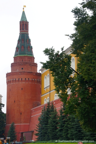Walls of the Kremlin