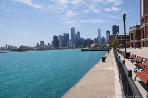View from Navy Pier