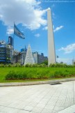 Buenos Aires Downtown Obelisk