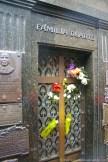 Evita's grave Buenos Aires