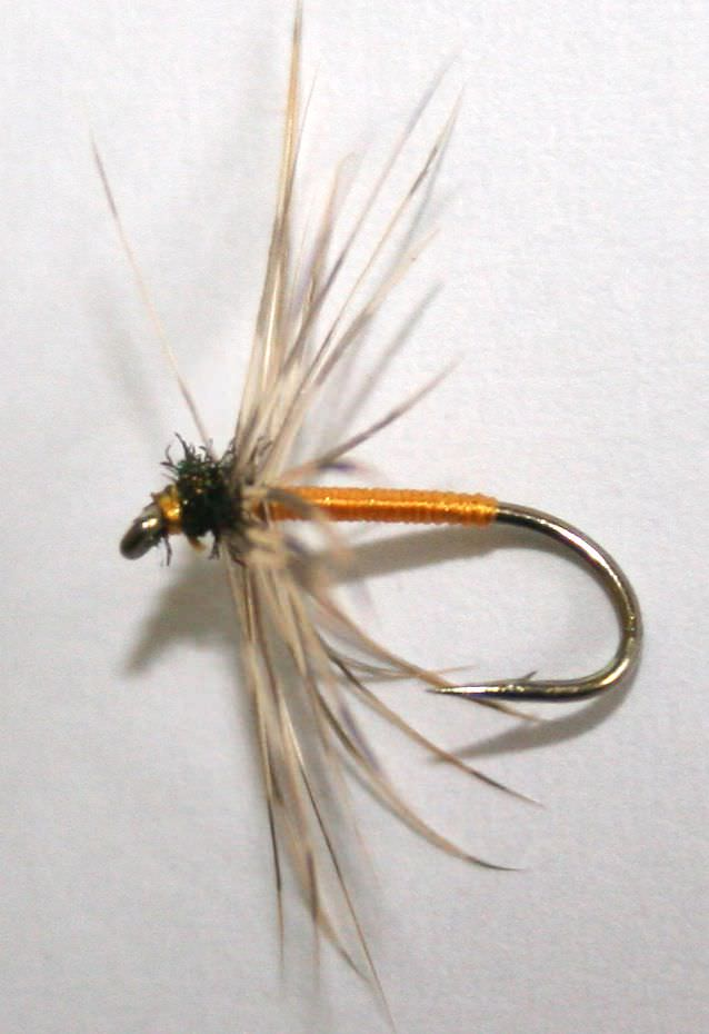 Winter Brown Northern Spider Trout Fly The Essential Fly