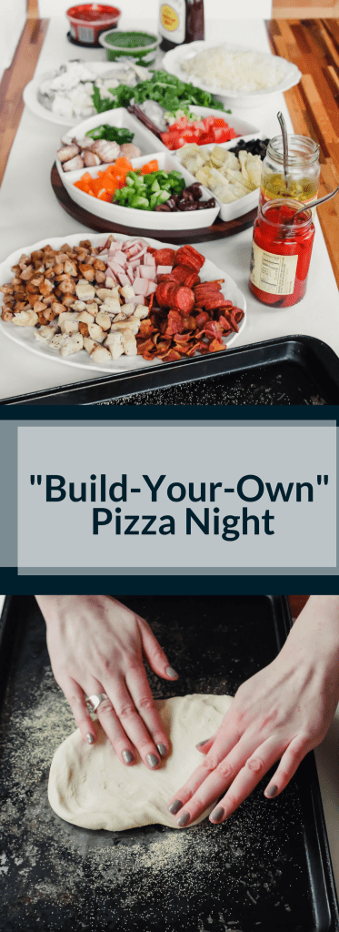 """Build Your Own Pizza Party 