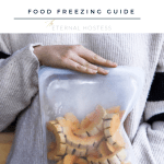 """""""What Containers am I using in the Freezer?,"""" you ask. 