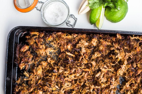 Instant Pot Citrus Pork Carnitas