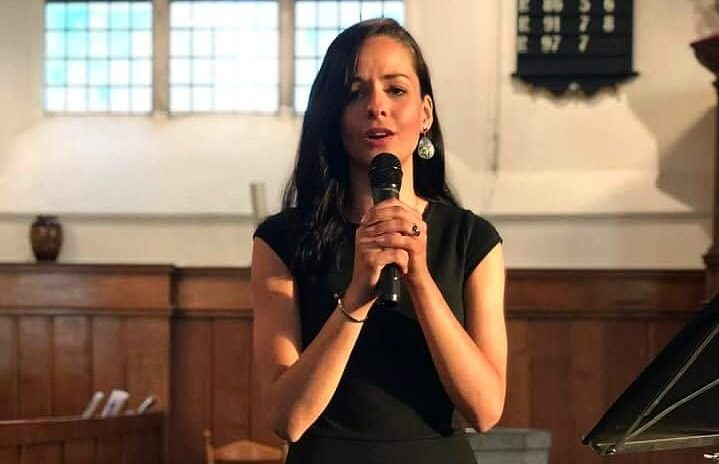 Elise Hout: 'Ik mag mensen raken doormiddel van het zingen!'