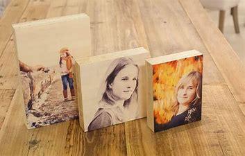 DIY – Foto op hout