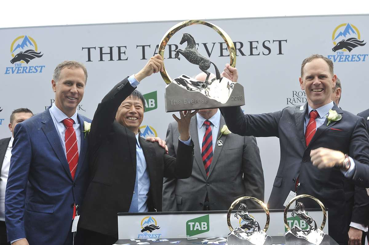 Yulong Gives Redzel Chance For Everest Three-Peat