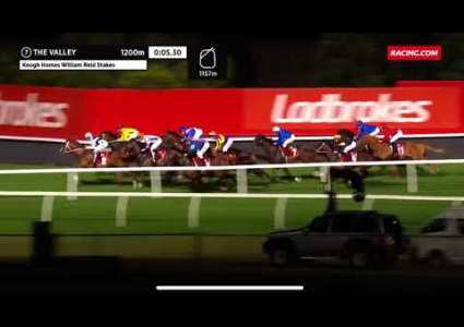 2021 William Reid Stakes (G1) | Masked Crusader | Hawkes Racing | The Valley |