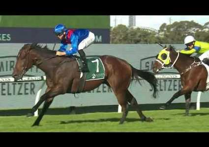 Lost And Running wins Luskin Star Stakes