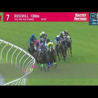 2020 Yes Yes Yes Stakes - Rosehill - Gytrash (G1)