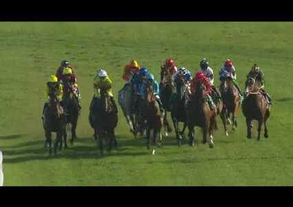 Embracer wins Hawkesbury Rush