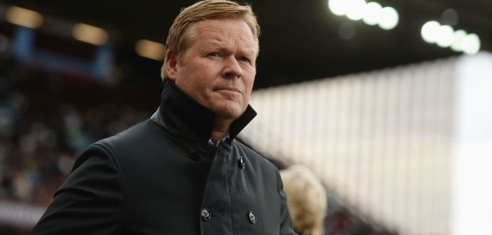 Koeman looking for good transfer options in January