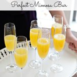 How to Create the Perfect Mimosa Bar!