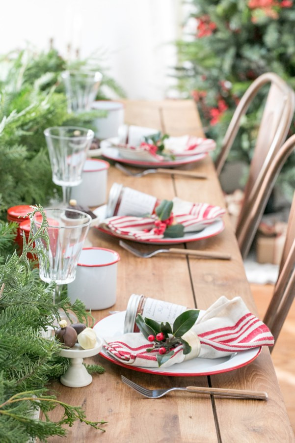 Christmas Tablescapes The Everyday Hostess